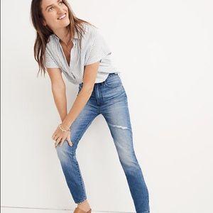 Madewell Rigid Skinny Jeans